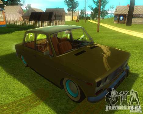 ВАЗ 2106 retro для GTA San Andreas