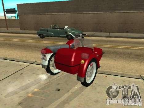 ИЖ Планета -5 для GTA San Andreas вид слева