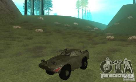 БРДМ-1 Скин 4 для GTA San Andreas вид слева
