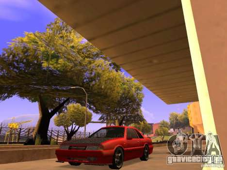 Previon GT для GTA San Andreas вид сзади слева