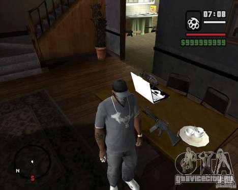 From Left 4 Dead beta v0.2 для GTA San Andreas второй скриншот