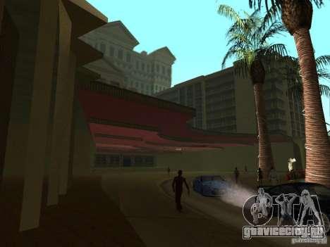Новые текстуры для казино Калигула для GTA San Andreas второй скриншот