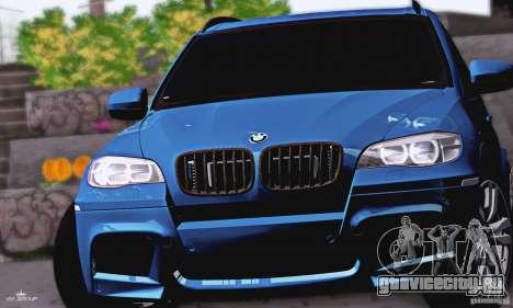 BMW X5M 2013 v1.0 для GTA San Andreas
