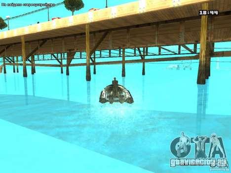 ENB для слабых компов для GTA San Andreas второй скриншот