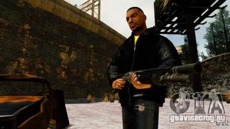 Marshall из Crysis 2 для GTA 4 седьмой скриншот