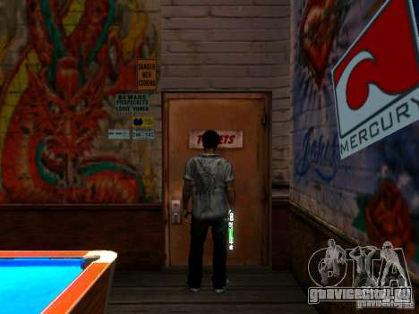 Новый Sweet для GTA San Andreas второй скриншот
