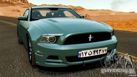 Ford Mustang Boss 302 2013 для GTA 4