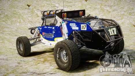 Jimco Buggy для GTA 4 вид сбоку