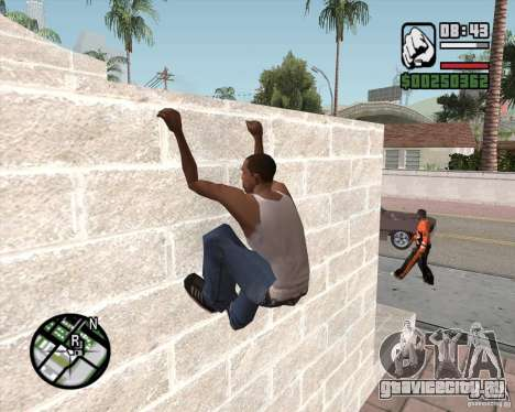 GTA 4 Anims for SAMP v2.0 для GTA San Andreas