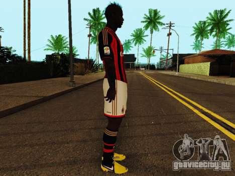 Марио Балотелли v1 для GTA San Andreas второй скриншот