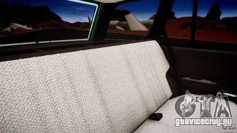 ВАЗ 2104 Final (С тонировкой) для GTA 4 вид изнутри
