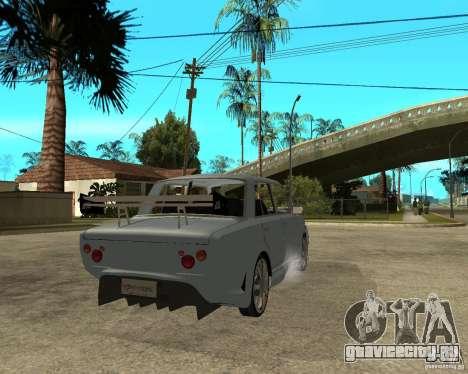 ВАЗ 2101 TUNING by ANRI для GTA San Andreas