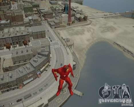 Iron Man Mk3 Suit для GTA 4 восьмой скриншот
