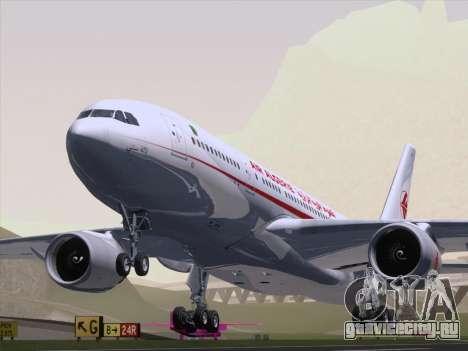 Airbus A330-203 Air Algerie для GTA San Andreas