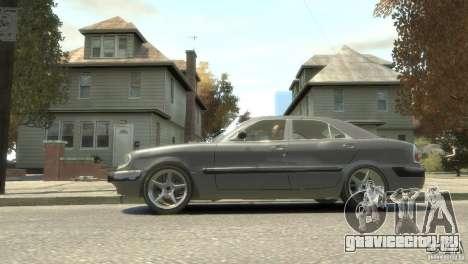 ГАЗ 3111 для GTA 4 вид справа