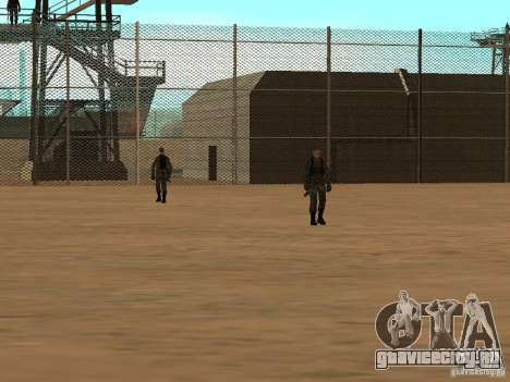 Оживлённая зона 69 для GTA San Andreas третий скриншот