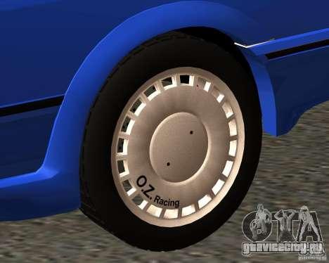 Z-s wheel pack для GTA San Andreas пятый скриншот