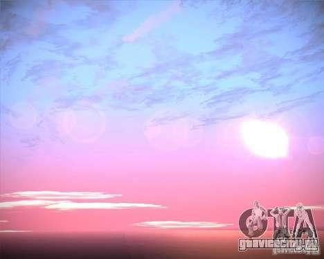 Real Clouds HD для GTA San Andreas двенадцатый скриншот
