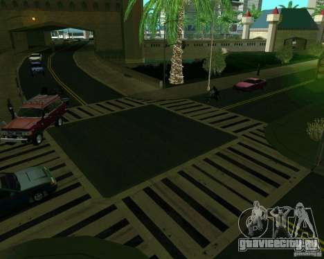GTA 4 Road Las Venturas для GTA San Andreas шестой скриншот