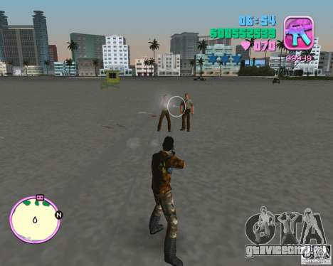 Stalker для GTA Vice City восьмой скриншот