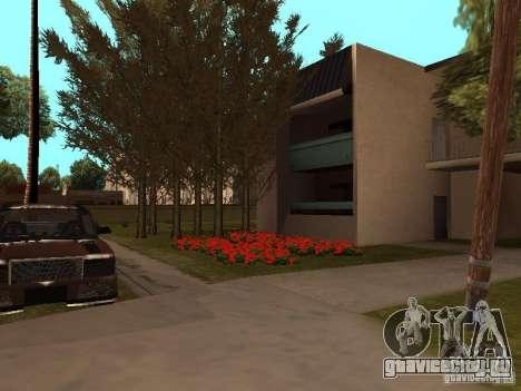 Grand Street для GTA San Andreas шестой скриншот