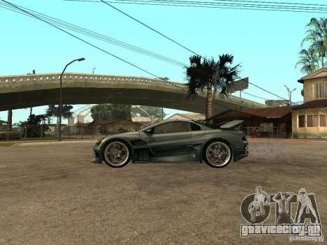 CyborX CD 10.0 XL GT v2.0 для GTA San Andreas