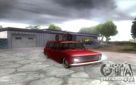 ВАЗ 2102 retro для GTA San Andreas вид справа