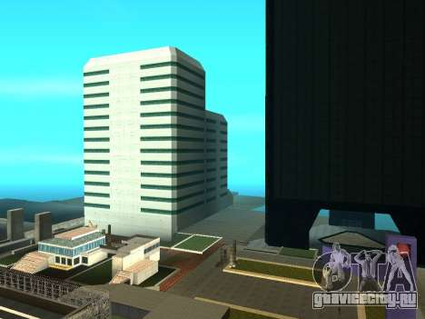 La Villa De La Noche v 1.0 для GTA San Andreas