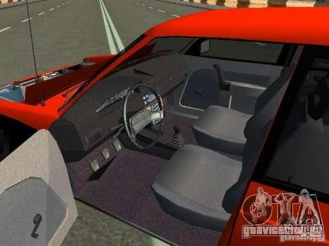 Azlk 2141-45 Святогор для GTA San Andreas вид сзади