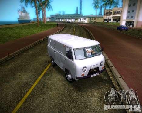 Уаз 3741 для GTA Vice City вид справа