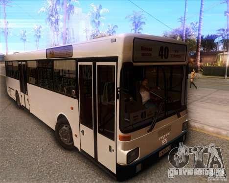 MAN SL202 для GTA San Andreas