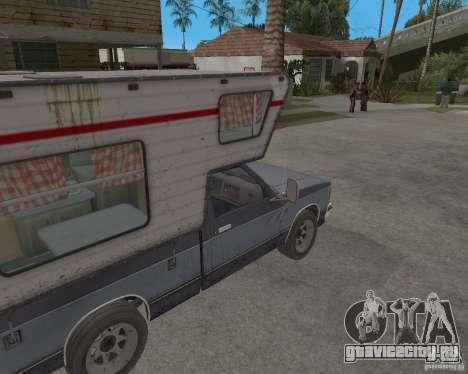 Chevrolet S-10 Kemper v2.0 для GTA San Andreas вид справа
