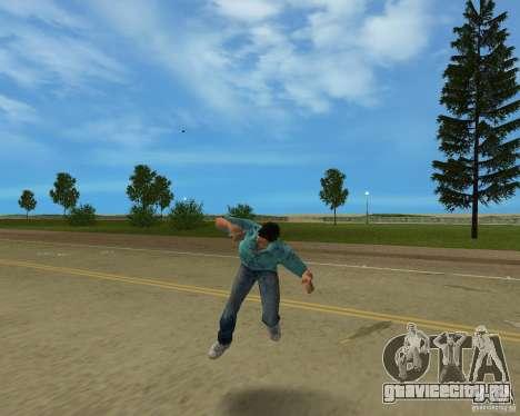 Анимации из TLAD для GTA Vice City восьмой скриншот