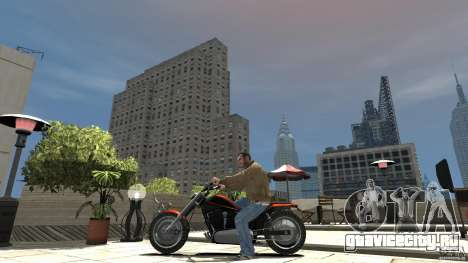The Lost & Damned Bikes Revenant для GTA 4