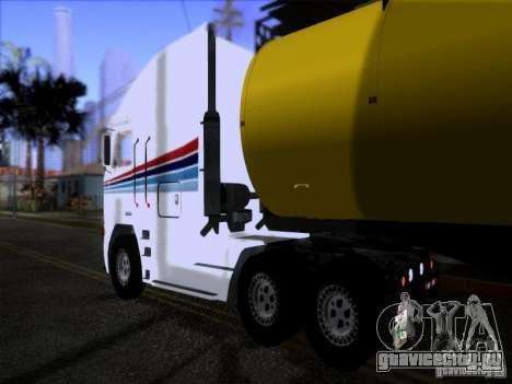 Freightliner Argosy Skin 3 для GTA San Andreas вид справа