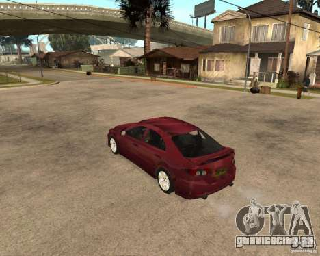 Mazda 6 Sport для GTA San Andreas вид справа