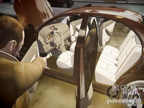 Toyota Avensis для GTA 4 колёса