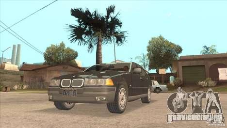 BMW 316i E36 для GTA San Andreas вид справа