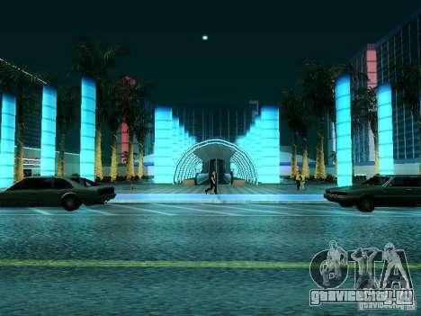 ENBSeries v1 для GTA San Andreas десятый скриншот