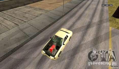Elegy Drift Style для GTA San Andreas вид справа
