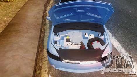 Renault Clio Tuning для GTA 4 вид сзади