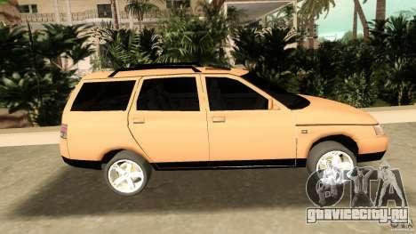 ВАЗ 2111 для GTA Vice City вид слева