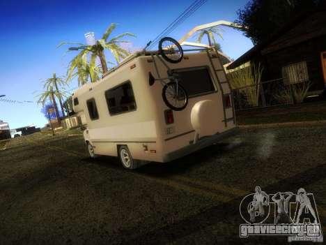 Journey для GTA San Andreas вид справа