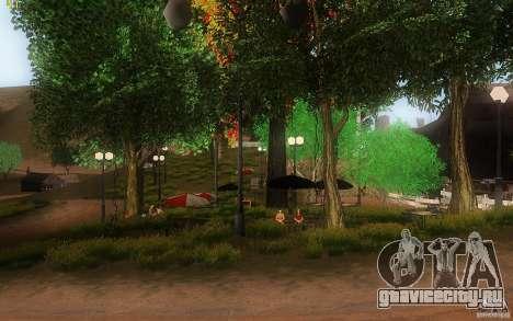 New Country Villa для GTA San Andreas восьмой скриншот