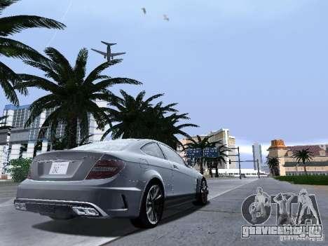 ENB Series by JudasVladislav v2.1 для GTA San Andreas третий скриншот