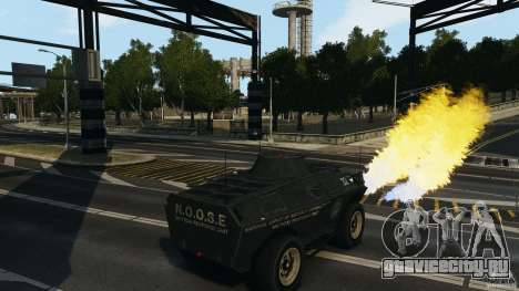 Tank Mod для GTA 4 третий скриншот