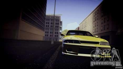 Nissan Skyline GTS R33 для GTA San Andreas вид слева