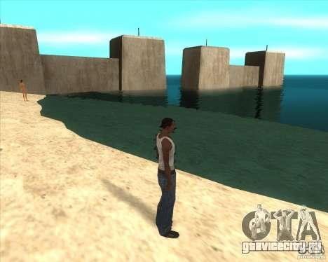 Мод от Юрки для GTA San Andreas шестой скриншот