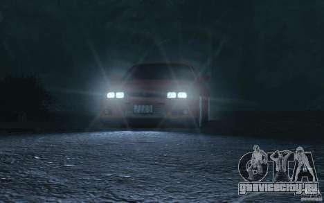 Nissan Skyline для GTA 4 вид справа