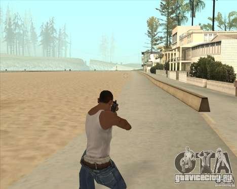 AK-47 HD для GTA San Andreas второй скриншот